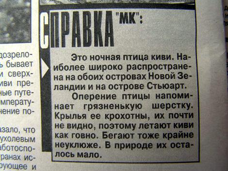 Подборка ляпов из газет и новостных сайтов (20 фото)