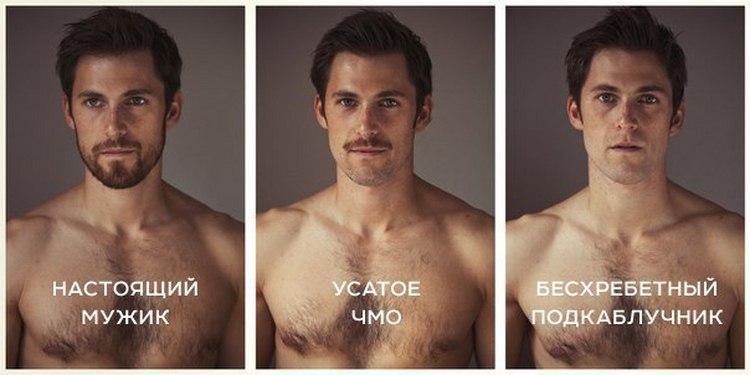 Украшает мужика борода