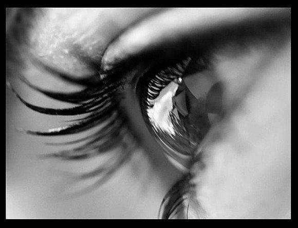 глаза людей