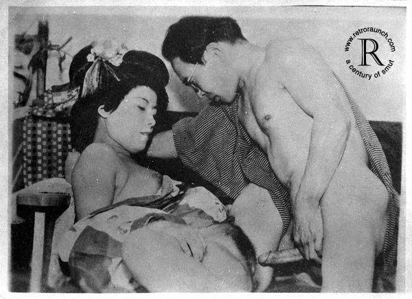 Подборка ретро порно фото из Японии. Зеркало. Скачать Старое порно