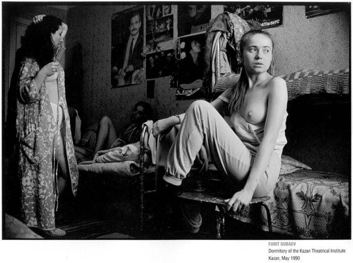 засекреченные фото медосмотров голых советских