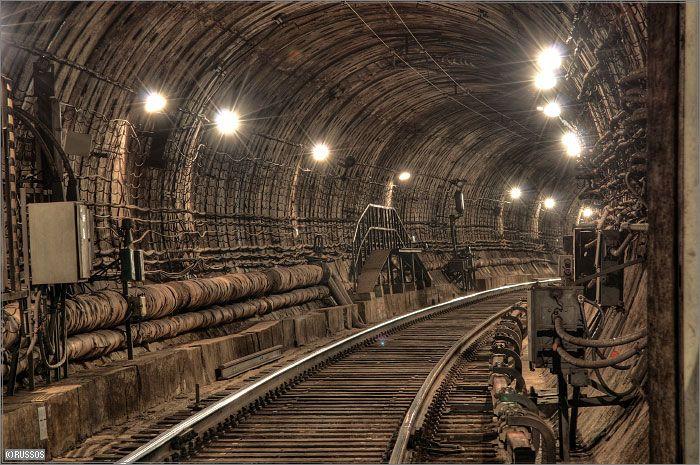 Moscow metro photo