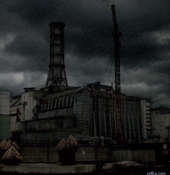 """Фото 31 из презентации  """"Реактор Чернобыля """" к урокам ОБЖ"""
