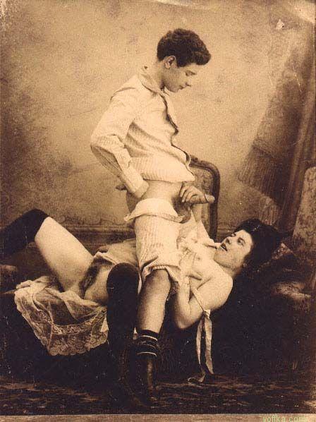 стариный фото секс