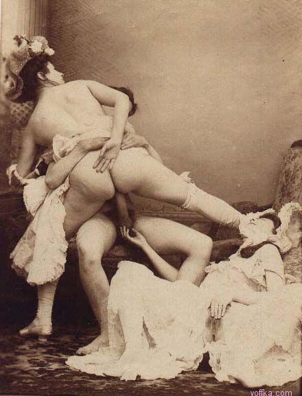 старые фотографии эротика